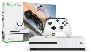 Console Xbox One S - Forza Horizon 3 - 500Gb