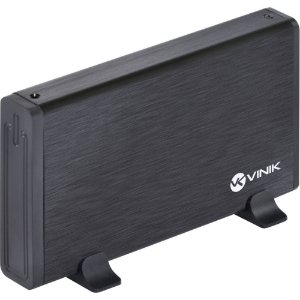 Case Externo Hd 3.5 Alumínio Com Chave I/o Usb 3.0 - Vinik