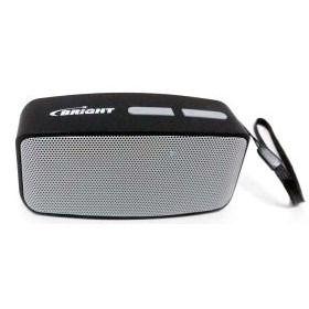 Caixa De Som Bluetooth 3w Preta 0343 Bright