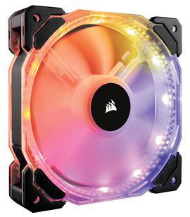 Ventilador Corsair HD120 RGB LED High Per. 120mm C/Controle