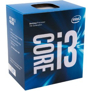Processador Intel Core i3-7100 Kaby Lake 7a Geração, Cache 3MB 3,9GHz LGA 1151 Intel HD Graphics BX80677I37100