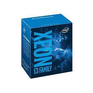 Processador Intel Xeon E3-1230v6 3.50ghz 8m Bx80677e31230v6