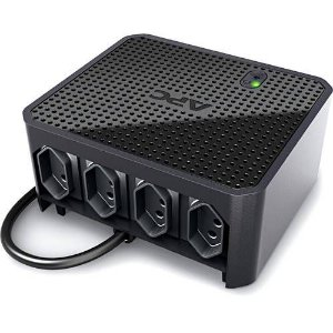 Estabilizador APC CUBIC (300VA/Mono/ 115V/ 4T) - PN # CUBIC300-BR
