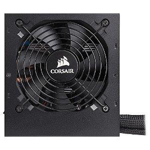 Fonte Corsair 500w Vs 80plus Branca Atx12v/ Pfc/ 2.31 S/cabo