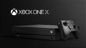 Console Microsoft Xbox One X 1 Tera