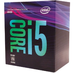 Processador Intel Core i5-8400 Coffee Lake 8a Geração, Cache 9MB, 2.8GHz (4.0GHz Max Turbo), LGA 1151 Intel UHD Graphics 630 - BX80684I58400