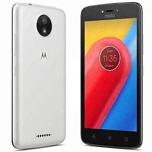 Smartphone Motorola Moto C Xt1750 Dual Sim Tela 5.0 8gb 5mp/2mp - Branco