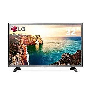 """TV LED LG 32"""" LJ600B Smart, Wifi, USB, HDMI, Conversor Integrado, WebOS 3.5"""