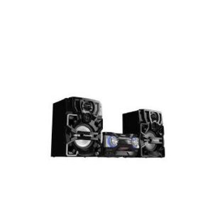 Mini SYSTEM Panasonic 1800W Bluetooth CD USB - SC-AKX700LBK