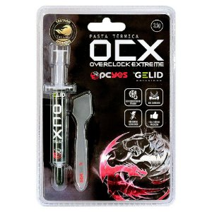 PASTA TERMICA OCX 3,5G GELID OCX03-5GLD