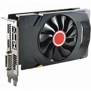 Placa de Vídeo VGA AMD XFX RADEON RX 560D 2GB DDR5 1196Mhz Core DP RX-560D2SFG5