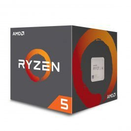 Processador AMD Ryzen 5 2600 3.4GHz 19Mb AM4 Wraith Stealth Coole - PN # YD2600BBAFBOX
