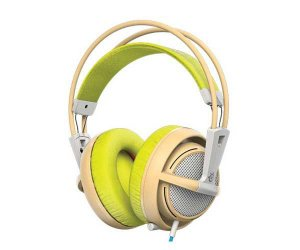 Headset SteelSeries SIBERIA 200 GREEN - PN # 51137