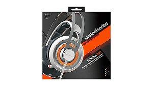 Headset SteelSeries SIBERIA 650 WHITE - PN # 51192