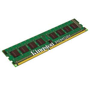 Memória Kingston 8GB 1333Mhz DDR3 CL9 - KVR1333D3N9/8G