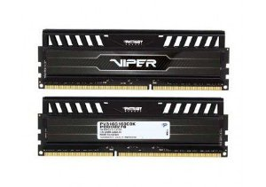 MEMORIA PATRIOT VIPER 3 16GB(KIT 2X 8GB) 1600MHZ DDR3 DIMM, PV316G160C9K