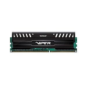 MEMÓRIA PATRIOT VIPER 3 4GB 1600MHz DDR3 DIMM CL10 - PN # PV34G160C0