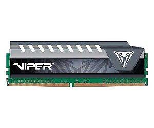 MEMÓRIA PATRIOT 8GB VIPER DDR4 2400MHZ, PVE48G240C6GY
