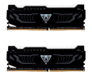 MEMORIA PATRIOT VIPER 16GB (2X8) DDR4 3200 MHZ LED BRANCO, PVLW416G320C6K