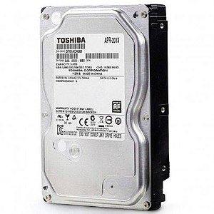 """Hd Toshiba 3tb 7200rpm 32mb 3,5"""" Sata 6.0gb/s Dt01aca300"""