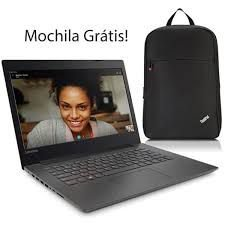 Notebook Lenovo B320-14ikbn Intel Core I5 7200u 4gb 500gb 14 Full HD Windows 10 PRO Preto - 81cc0004br + Mochila Lenovo