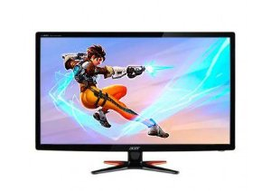 "MONITOR 24"" LED ACER GAMER - IPS - FULL HD - 144 HZ - 1MS - HDMI - VGA - VESA - 3D - HDMI - DVI - GN246HL"