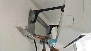 Suporte Evaporadora para instalação Ar Condicionado Split 7000 a 30000 Btu