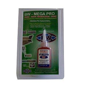 Solda Fria HVAC Para Tubo Cobre e Aluminio uso Ar Condicionado + 2 Luvas 3/8