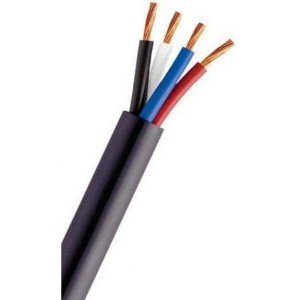 CABO PP - 4 x 1,50 mm ( Preço 100 Metros ) Para Instalações Eletricas