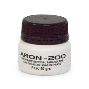 Fluxo de Solda ( Aron 200) Para Prata e Foscoper 50g