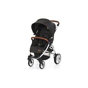 Carrinho para Bebês Avito com Detalhe em Couro ABC Design