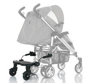 Plataforma para Carona Carrinho de Bebê Kiddie Ride On ABC Design