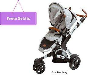 Carrinho para Bebê 3 Tec ABC Design