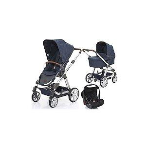 Carrinho para Bebê Condor 4 com Moisés ABC Design