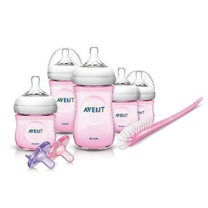 Kit Mamadeira Philips Avent Natural 8 pçs