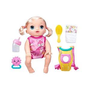 Boneca Baby Alive Hora do Passeio