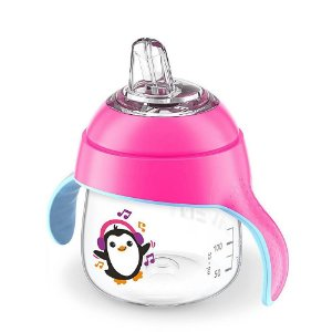 Copo Pinguim Philips Avent 200ml 6M+