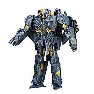 Boneco Transformers MV5 Turbo Changer Megatron