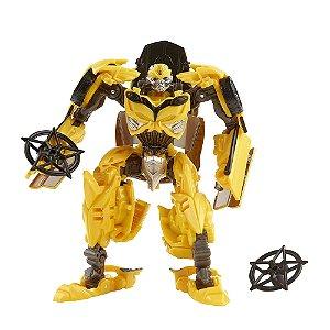Boneco Transformers The Last Knight Premier Edition Bumblebee