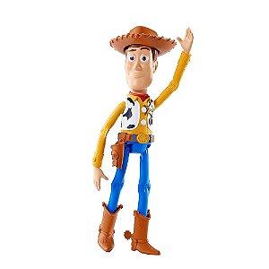 Boneco Woody Toy Story com Som