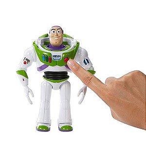 Boneco Buzz Toy Story com Som
