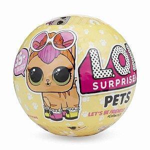 Boneca L.O.L Surprise Pets Série 3