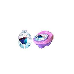 Troninho Infantil Frozen e Cars