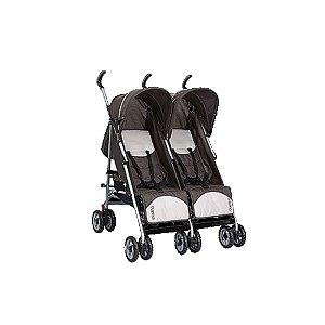 Carrinho de Bebê Gêmeos Duetto Burigotto