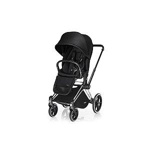 Carrinho de Bebê Reversível Priam Cybex Stardust Black
