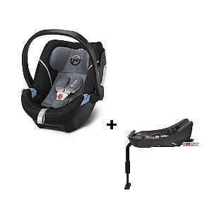 Bebê Conforto Aton 5 com Base para Carro 2-Fix Cybex