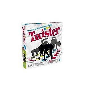 Jogo Twister Hasbro Jogo para Família e Amigos