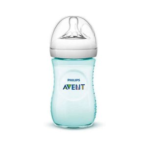 Mamadeira Pétala Avent 260ml Colorida (1m+)