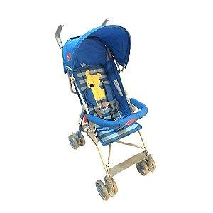 Carrinho de Bebê Passeio Club Dardara