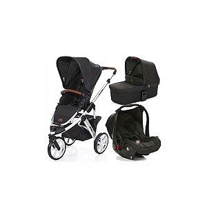 Carrinho Travel System com Bebê Conforto Salsa 3 ABC Design